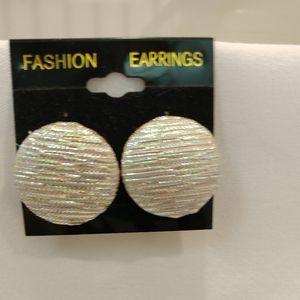 Iridescentt earrings